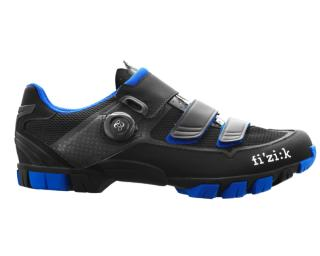 Fizik M6 Uomo Boa MTB Shoes Blue