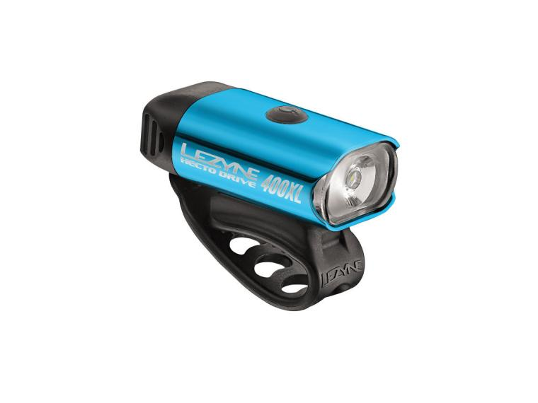 Lezyne Hecto Drive 400XL Headlight Blue