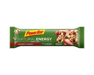 PowerBar Natural Energy Cereal Bar Strawberry