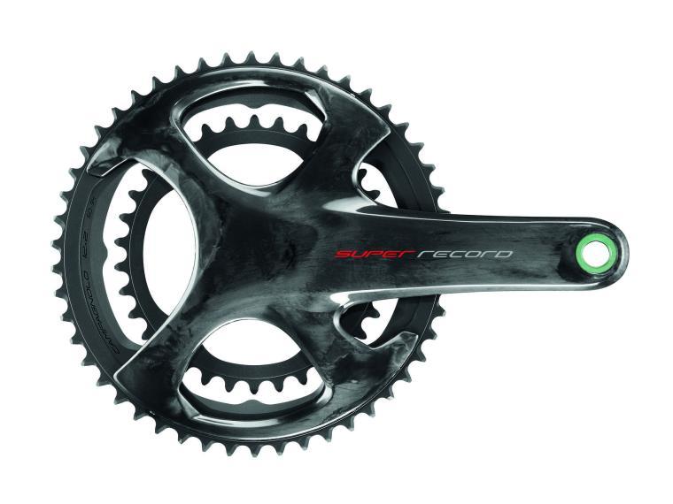 Campagnolo Super record 12 Speed Crankstel
